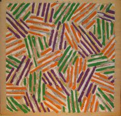 Catalogue for Jasper Johns Screenprints, Brooke Alexander Gallery, November 15, 1977-January 7, 1978