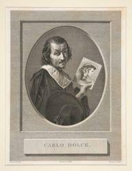 Portrait of Carlo Dolci