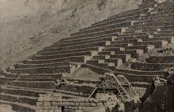Ruins, Machu Picchu