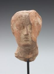 Head of a woman, probably Arsinoe III