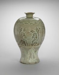Vase in Maebyong shape