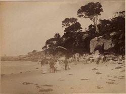 Manly Beach, Sydney, from the album [Sydney, Australia]