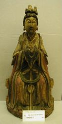 Seated Daoist Figure