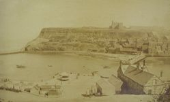 View of Whitby Harbor