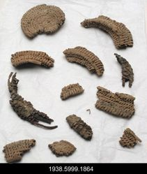 Large Basket Fragments