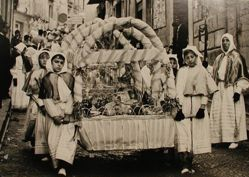 The Procession of the Mysteries on Holy Friday in Procida, from Small Town Feast Day