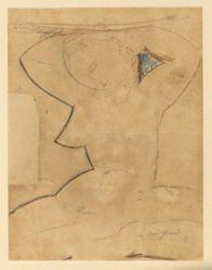Caryatide au Sein Pointu (Caryatid with Pointed Breast)