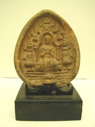 Votive Plaque
