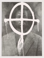 Thurgood in the Hour of Chaos, from the Exit Art portfolio America America