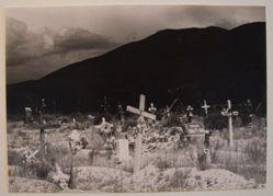 Cemetery, Amalia, New Mexico