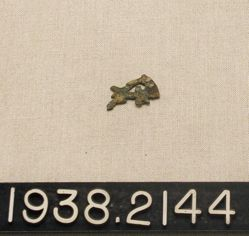 Pierced Bronze Decoration