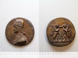 Medal of Giovanni Bentivoglio