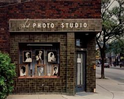 Art Photo Studio: Closed Due to Retirement, Toronto, Ontario, from the portfolio: The Disappearance of Darkness