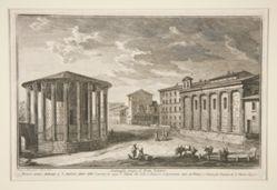 Anticaglie presso il Ponte Palatino (Ruins near the Ponte Palatino)