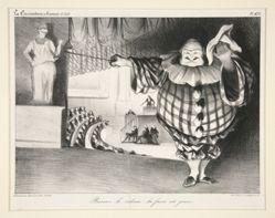 Lower the curtain, the farce has been played out (Baissez le rideau, la farce est jouee)