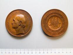 Bronze Medal of Dr Carl von Martius