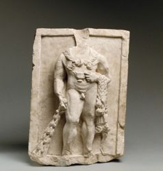Relief of Heracles