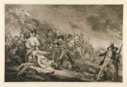 Battle of Bunker's Hill (or The Death of General Warren)