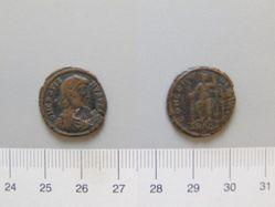 1 Nummus of Gratian, Emperor of Rome from Aquileia
