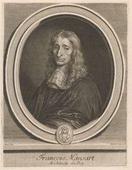 François Mansart, from Perrault's Les hommes illustres