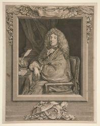 Portrait of Molière