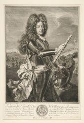 Francois de Neufville, Duke of Villeroy and Beaupreau, Marshall of France