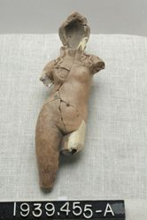 Figurine fragments