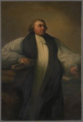 Reverend Samuel Seabury (1729-1796), B.A. 1748, M.A. 1761, (Copy after Thomas Spence Duche)