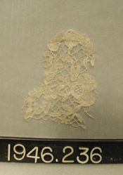 Fragment of Lace