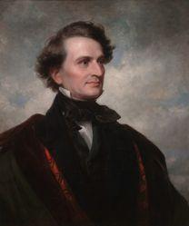 James Dwight Dana (1813-1895), B.A. 1833, M.A. 1836