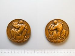 Medal for the Society of Medalists 15th Issue, 1937
