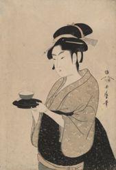 Okita, a Teahouse Girl