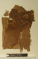 Fragment of a garment