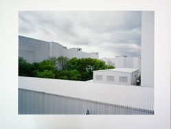 View of Buildings 7, 8, 11, and 13, Kodak Canada, Toronto, from the portfolio: The Disappearance of Darkness