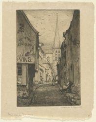 Une Rue a Nemours