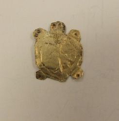 Tortoise Shaped Ritual Object