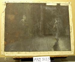 Compositional Study, possibly for Mariana