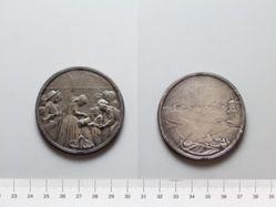 Silver Medal from Belgium of Santè à l'Enfance