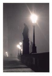 Charles Bridge (Study 2), Prague, Czechoslovakia
