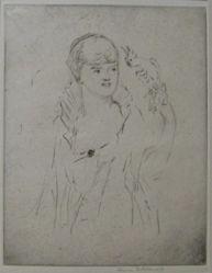 Portrait of Katherine Dreier