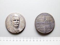 Vice Admiral Maximilian Reichsgraf von Spee Medal