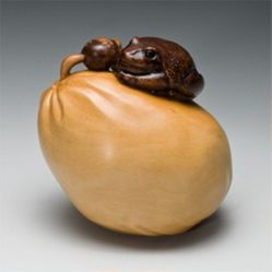 Talisman Netsuke for 2011