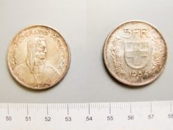 5 Francs from Bern