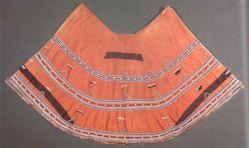 Beaded Blanket Skirt (Isikhakha)
