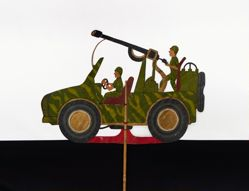 Shadow Puppet (Wayang Kulit) of Tank II
