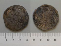 Halfcrown of Charles I, King of England