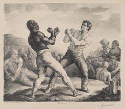 Boxeurs (Boxers)