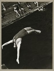 Diver, from The Alexander Rodchenko Museum Series Portfolio, Number 1: Classic Images