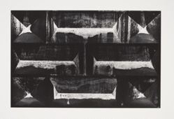 (Untitled) Abstraction, from the portfolio, CHIAROSCURO, 1982