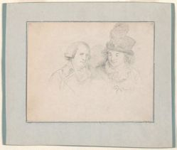 Untitled (Pair of Figures)